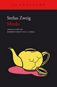 Miedo (Cuadernos del Acantilado nº 85) – Stefan Zweig, Roberto Bravo de la Varga [ePub & Kindle]
