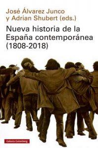 Nueva historia de la España contemporánea (1808-2018) (Ensayo) – V. A. [ePub & Kindle]
