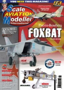 Scale Aviation Modeller International – May, 2018 [PDF]