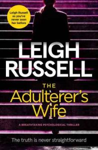 The Adulterer's Wife: a breathtaking psychological thriller – Leigh Russell [ePub & Kindle] [English]