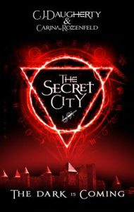 The Secret City (The Alchemist Chronicles Book 2) – C. J. Daugherty, Carina Rozenfeld [ePub & Kindle] [English]