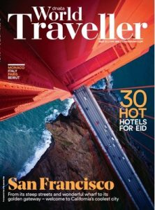 World Traveller – May, 2018 [PDF]