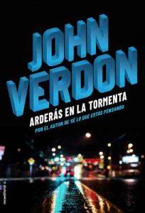 Arderás en la tormenta (Serie David Gurney) – John Verdon, Santiago Del Rey [ePub & Kindle]