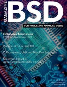 BSD Magazine – June, 2018 [PDF]