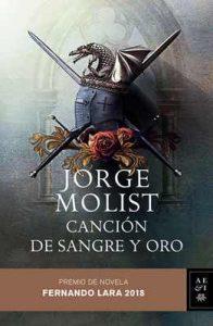 Canción de sangre y oro – Jorge Molist [ePub & Kindle]