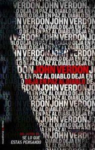 Deja en paz al diablo (David Gurney nº 3) – John Verdon, Javier Guerrero [ePub & Kindle]
