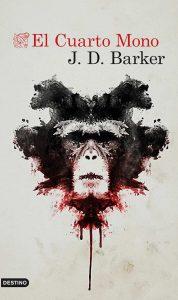 El Cuarto Mono (Áncora & Delfín) – J.D. Barker, Julio Hermoso Oliveras [ePub & Kindle]