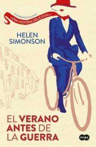 El verano antes de la guerra – Helen Simonson [ePub & Kindle]