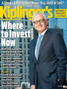 Kiplinger's Personal Finance – July, 2018 [PDF]