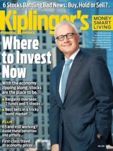 Kiplinger's Personal Finance – July, 2018 [PDF]