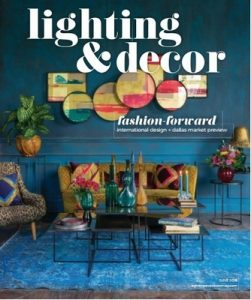 Lighting & Decor – June, 2018 [PDF]
