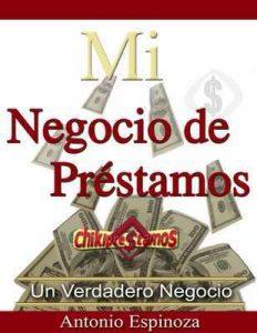 Mi Negocio de Préstamos – Antonio Espinoza [ePub & Kindle]