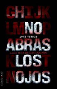 No abras los ojos (David Gurney nº 2) – John Verdon, Javier Guerrero [ePub & Kindle]