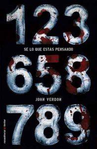 Sé lo que estás pensando (David Gurney nº 1) – John Verdon, Javier Guerrero [ePub & Kindle]