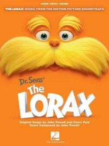The Lorax: Music from the Motion Picture Soundtrack (Piano / Vocal / Guitar Soundtrack) – Hal Leonard [ePub & Kindle] [English]