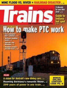 Trains – July, 2018 [PDF]