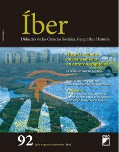 Íber. Didáctica de las Ciencias Sociales, Geografía e Historia – Julio-Agosto-Septiembre, 2018 [PDF]