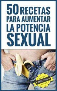 50 Recetas para Aumentar la Potencia Sexual : ¡Efectivas y fáciles de hacer! – Margarita Sánchez [ePub & Kindle]
