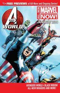 All-New Marvel Now! Previews #1 (Marvel Previews) – V. A. [ePub & Kindle] [English]