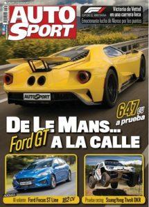 Auto Hebdo Sport – 10 Julio, 2018 [PDF]