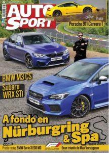 Auto Hebdo Sport – 3 Julio, 2018 [PDF]