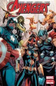 Avengers Heroes Welcome #1 – Brian Bendis, Mark Brooks [ePub & Kindle] [English]
