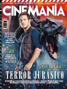 Cinemania – Junio, 2018 [PDF]