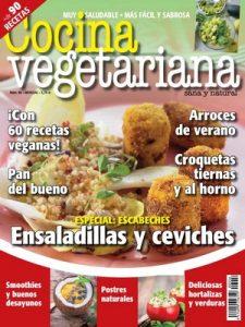 Cocina Vegetariana – Numero 96, 2018 [PDF]