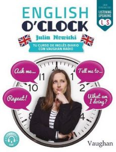 English o'clock – Julia Nowicki [ePub & Kindle]