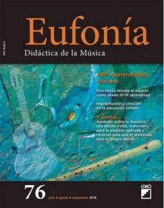 Eufonía. Didáctica de la Música – Julio-Septiembre, 2018 [PDF]