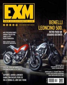 Exclusivo Motos – Julio, 2018 [PDF]