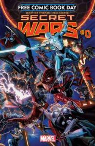 FCBD 2015: Secret Wars #0 (Secret Wars (2015-2016)) – Jonathan Hickman, Hajime Isayama [ePub & Kindle] [English]