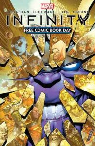 FCBD: Infinity – Jonathan Hickman, Warren Ellis [ePub & Kindle] [English]