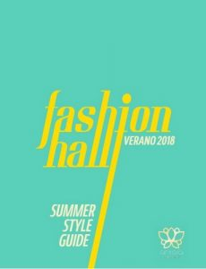 Fashion Hall Antara – Verano, 2018 [PDF]