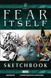Fear Itself Sketchbook – Ed Brubaker, Matt Fraction, Billy Tan [ePub & Kindle] [English]