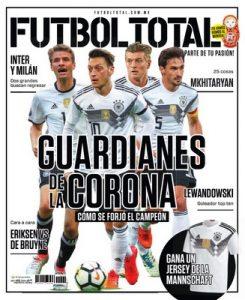 Futbol Total – Abril, 2018 [PDF]