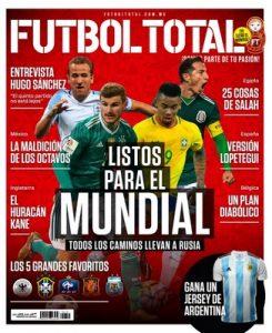 Futbol Total – Junio, 2018 [PDF]