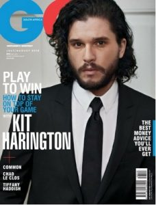 GQ South Africa – July – August, 2018 [PDF]