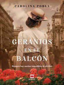 Geranios en el balcón (Grandes Novelas) – Carolina Pobla, Maeva [ePub & Kindle]
