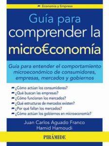 Guía para comprender la microeconomía (Economía Y Empresa) – Juan Carlos Aguado Franco, Hamid Hamoudi [ePub & Kindle]