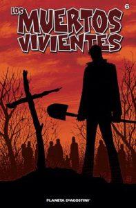 Los muertos vivientes #6: Días pasados – Robert Kirkman, Tony Moore [ePub & Kindle] [English]