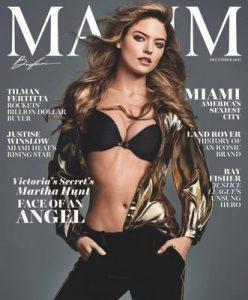 Maxim – December, 2017 [PDF]