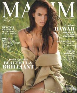 Maxim – November, 2017 [PDF]