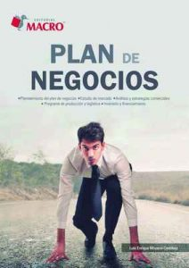 Plan de negocios – Luis Enrique Moyano Castillejo [ePub & Kindle]