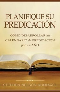 Planifique su predicacion – Stephen Nelson Rummage [ePub & Kindle]