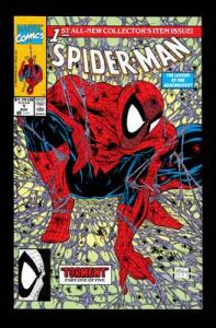Spider-Man (1990-1998) #1 – Todd McFarlane [ePub & Kindle] [English]