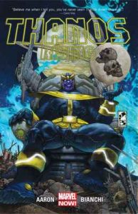 Thanos Rising – Jason Aaron, Simone Bianchi [ePub & Kindle] [English]