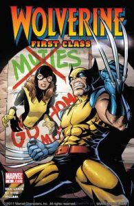 Wolverine: First Class #1 – Fred Van Lente, Andrea DiVito [ePub & Kindle] [English]