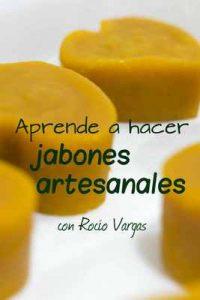 Aprende a hacer jabones artesanales – Rocio Vargas Serrano, Oscar Garrigues Vila [ePub & Kindle]