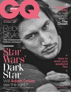 British GQ – December, 2017 [PDF]